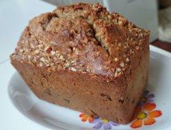 Cake abricot lavande et amandes
